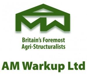 AM Warkup logo