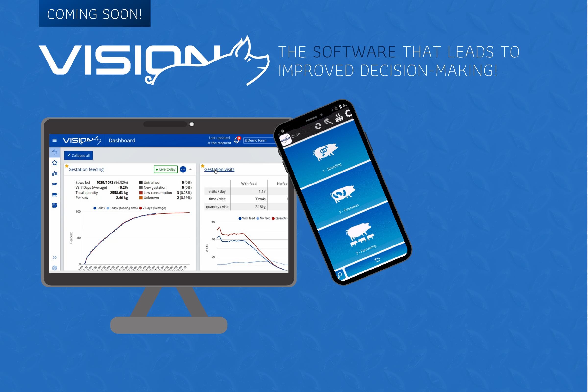 Vision - feed and herd management software